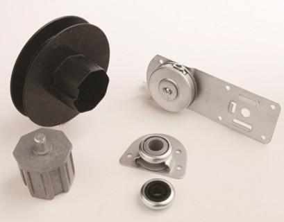 כולם חדשים חלקי מנגנון לתריס גלילה | תוצרת איטליה | פלמט ZG-19